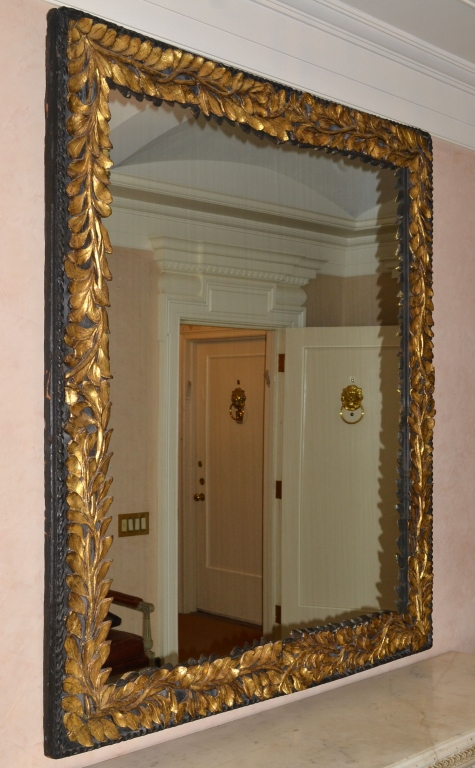 Continental Gilt Mirror