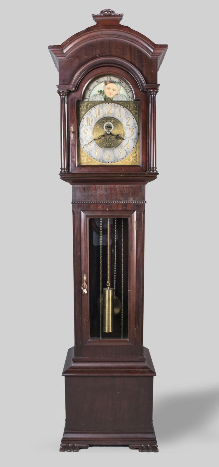 Tiffany & Co. Grandfather Clock