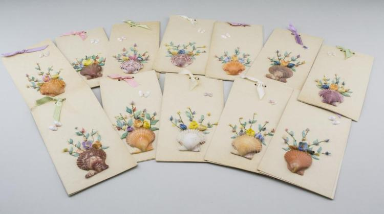 Group of Handmade Place Cards