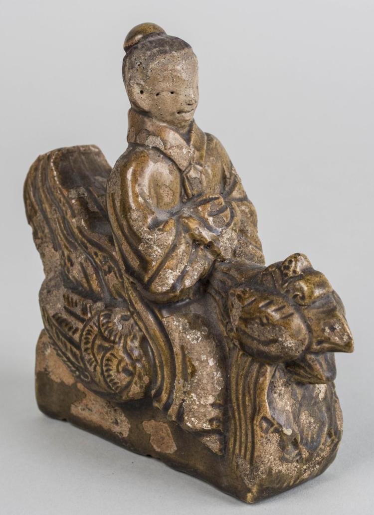 Chinese Terra Cotta Figure