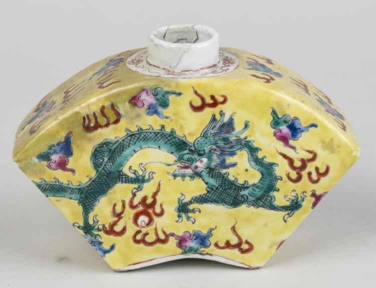 Chinese Porcelain Bottle