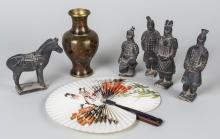 Group of Asian Decorations