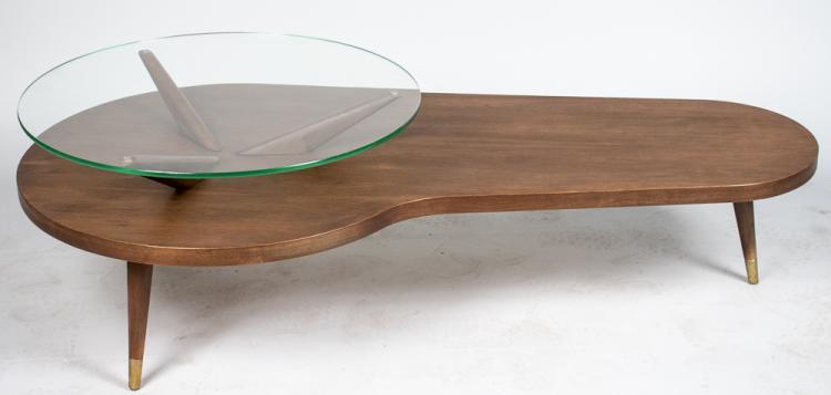 Vladimir Kagan Style Coffee Table