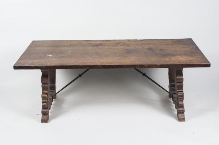 Spanish Baroque Style Coffee Table