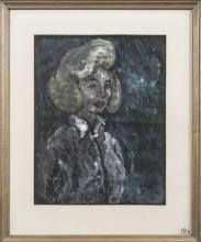 Print of a Woman