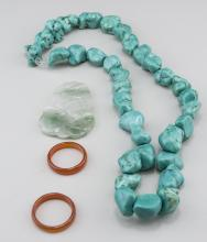 Miscellaneous Group of Jewelry   *