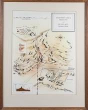 Map of the Gilsonite Area, Colorado