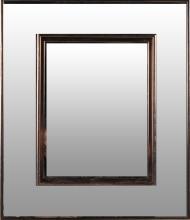 Contemporary Mirror Framed Mirror