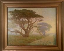 Arthur Vachell Cypress Mist