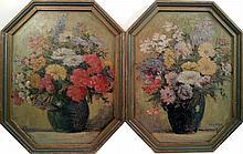 Pair of Florals