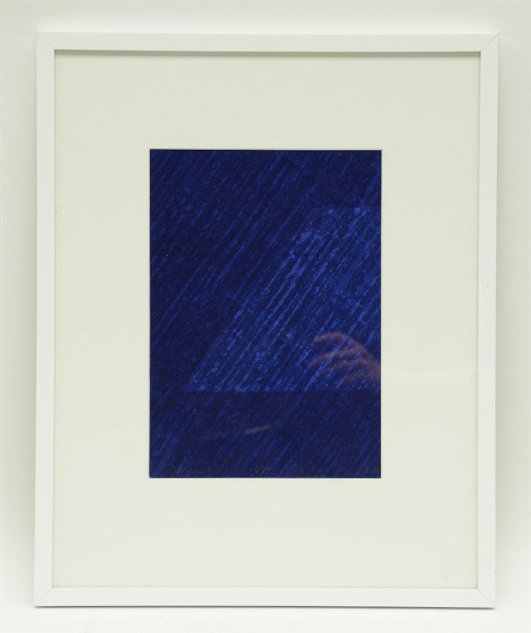Swimberghe G., untitled, lithograph 7/50, dated 1991, 21 x 29,5 cm