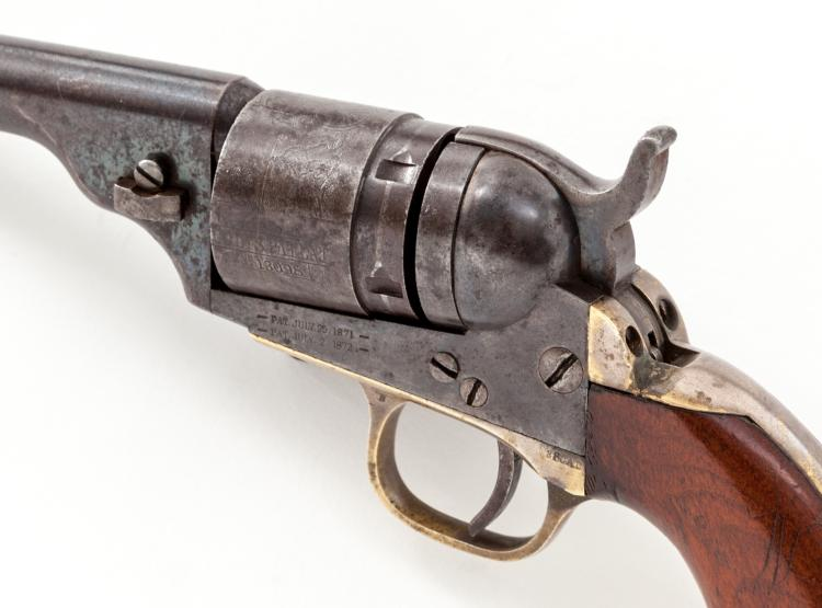 Colt New Model Pocket Breechloading Revolver