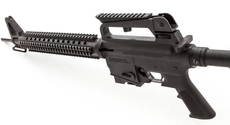 Mossberg Int'l M 702 Plinkster SA Rifle