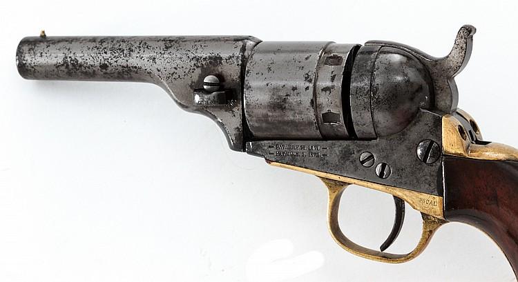 Colt New Model Pocket Breechloading Revolver