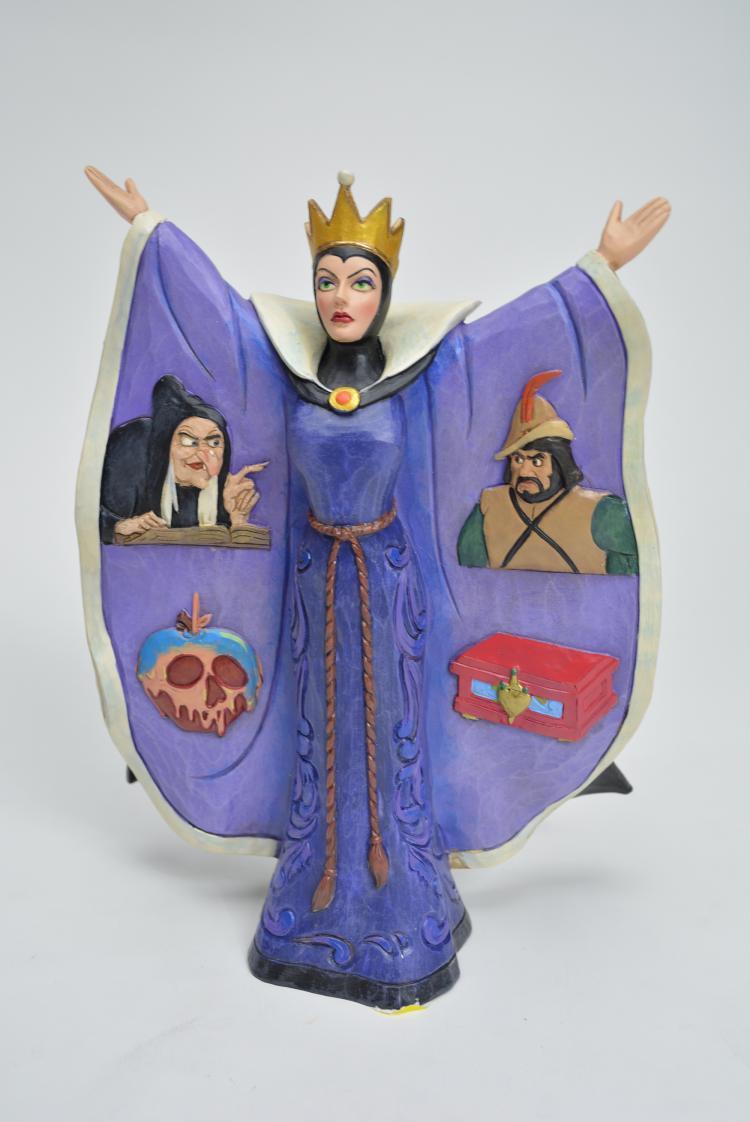 Sold Price: Jim Shore Traditions; Walt Disney Showcase ...