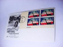 1967 ERIE CANAL FIRST DAY COVER