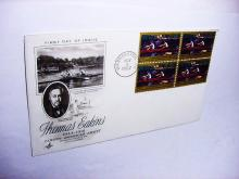 1967 THOMAS EAKINS FIRST DAY COVER