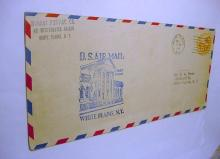 1949 WHITE PLAINS, NY. AIRMAIL COVER
