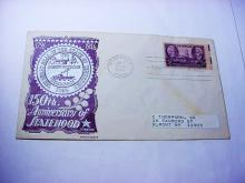 1946 TENNESSEE FIRST DAY COVER