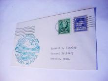 1940 JUNEAU, ALASKA AIRMAIL COVER