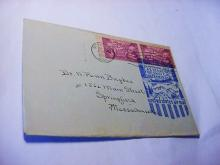 1931 FIRST FLIGHT AIRMAIL COVER