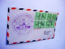 1932 FIRST FLIGHT AIRMAIL COVER
