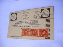 1946 POSTAGE DUE COVER