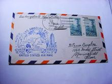 1940 FIRST FLIGHT AIRMAIL COVER