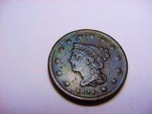 1841 SMALL DATE LARGE CENT