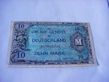 1944 GERMAN ALLIED MILITARY PAYMENT