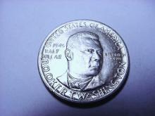 1946 BOOKER T. WASHINGTON SILVER COMEMORATIVE HALF DOLLAR