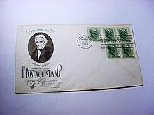 1963 ANDREW JACKSON FIRST DAY COVER
