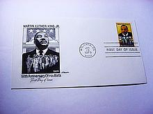 1979 MARTIN LUTHER KING FIRST DAY COVER