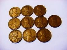 [10] 1929-D LINCOLN CENTS