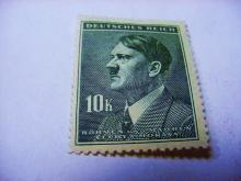 WORLD WAR 2 NAZI GERMAN STAMP
