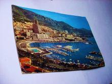 1977 MONACO POST CARD