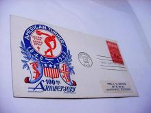 1948 AMERICAN TURNERS FIRST DAY COVER