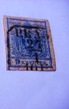 EARLY AUSTRIA STAMP