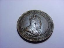 1902 CANADA LARGE CENT