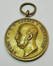 1866 HANOVER MEDAL
