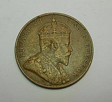 1909 JERSEY 1/12 SHILLING