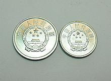CHINESE COIN LOT UNC