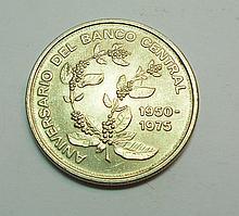 1975 COSTA RICA 5 COLONES