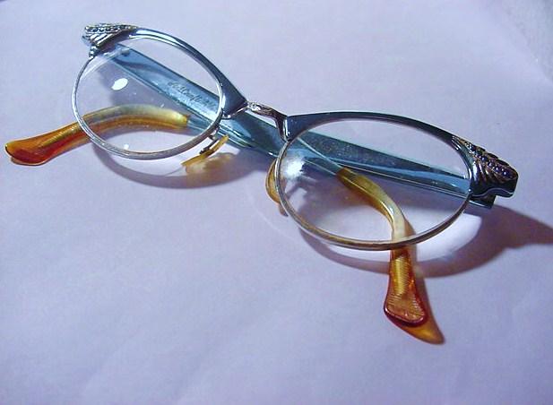 Vintage art craft eyeglasses for Art craft eyeglasses vintage