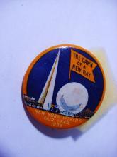 1939 NEW YORK WORLDS FAIR BUTTON