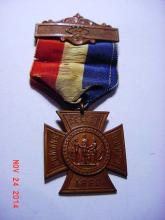 1883 WOMANS RELIEF CORP MEDAL