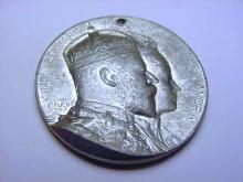 1902 KING EDWARD VII CORONATION MEDAL