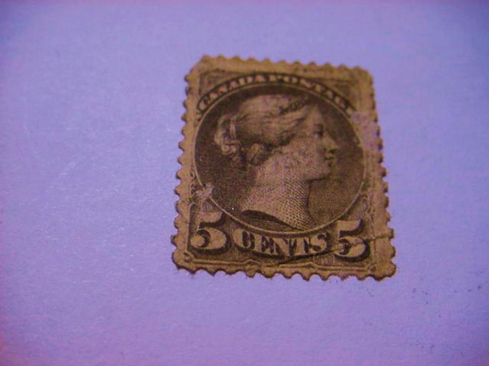 EARLY CANADA STAMP