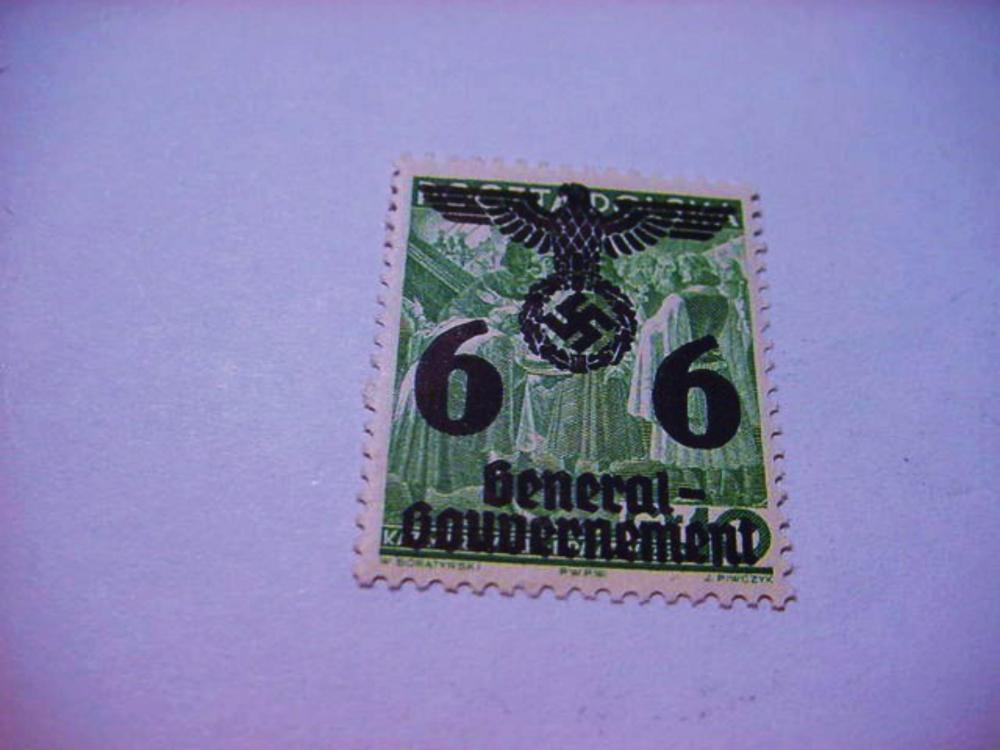 1942  GERMAN  STAMP