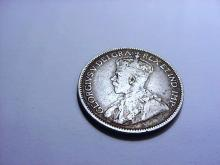 1913 CANADA 25 CENTS